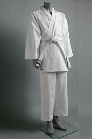 karate kimono flash